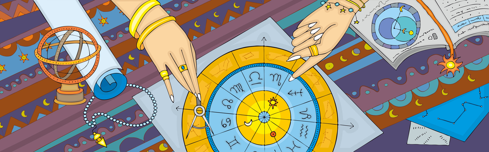 Astrology Chart Reading Cosmos Tools